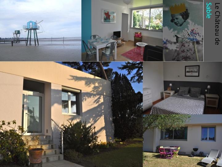maison pour location de vacances st brevin les pins. Black Bedroom Furniture Sets. Home Design Ideas
